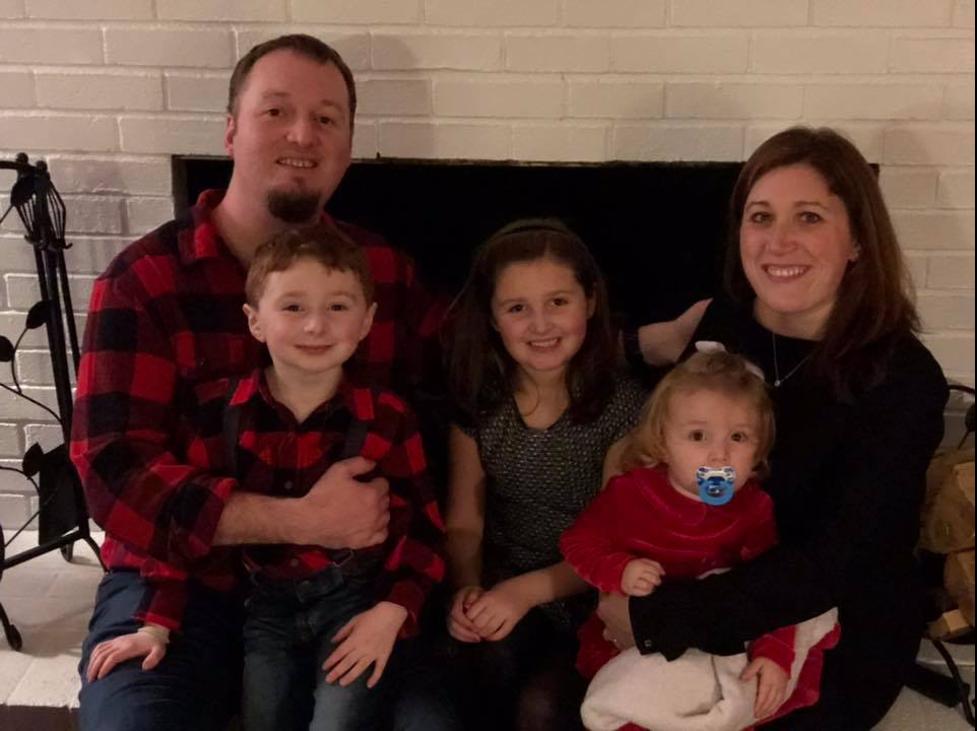 Jonathan Dunn Family